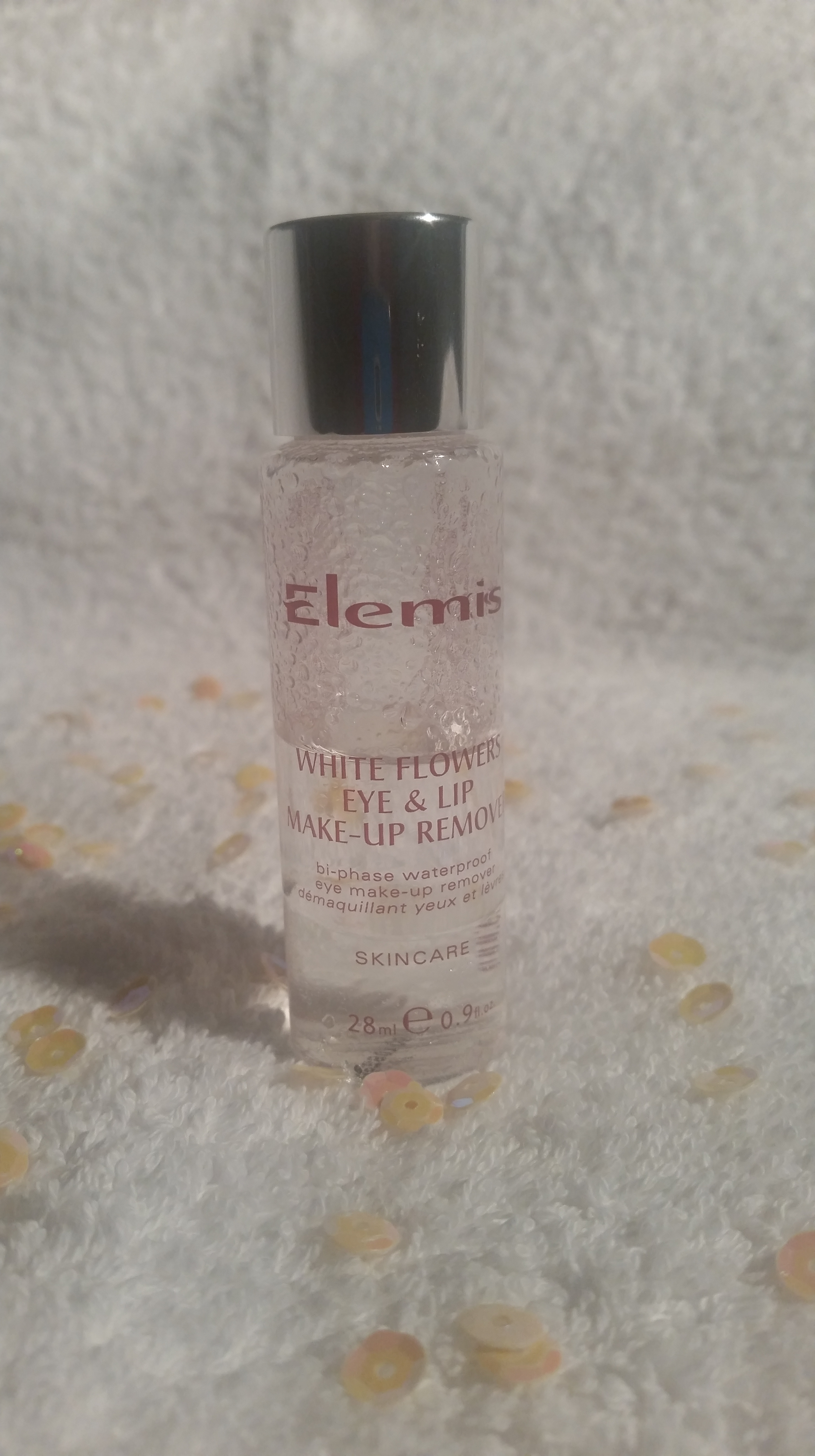 Elemis White Flower Eye Lip Make Up Remover Sarahs Skincare Story